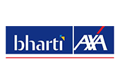 Bharti axa logo insurance company car travel bike insurance